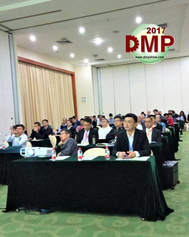 TIMG bearing technology conference received a great success in DMP.